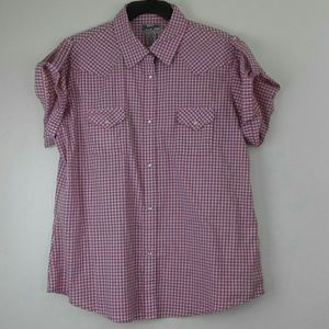 Wrangler Wrancher Short Sleeve Top XL